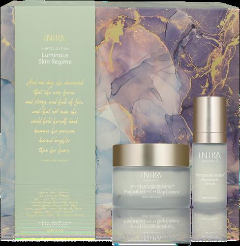 INIKA Luminous Skin Regime
