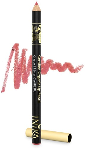 INIKA Biologische Lip Pencil - Moroccan