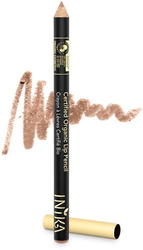 TESTER INIKA Biologische Lip Pencil - Nude Delight