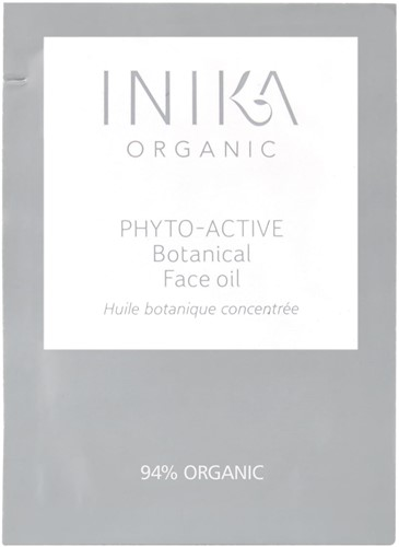 INIKA SACHET Botanical Face Oil