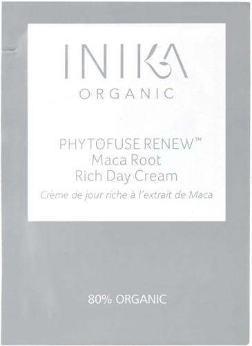 INIKA SACHET Maca Root Rich Day Cream