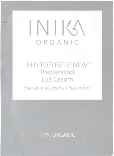 INIKA SACHET Resveratrol Eye Cream