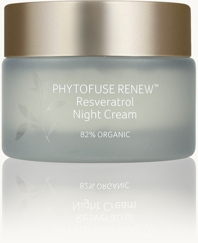 MINI INIKA Phytofuse Renew Resveratrol Night Cream
