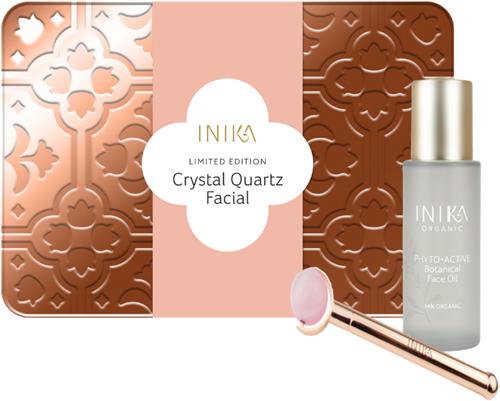 INIKA Crystal Quartz Facial