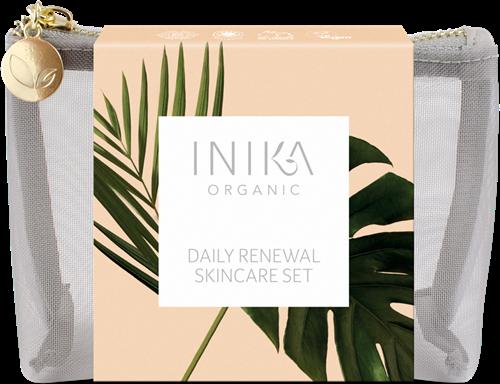 INIKA Skincare starter kit