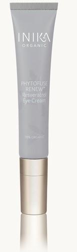 TESTER INIKA Phytofuse Renew Resveratrol Eye Cream