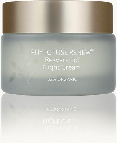 TESTER INIKA Phytofuse Renew Resveratrol Night Cream