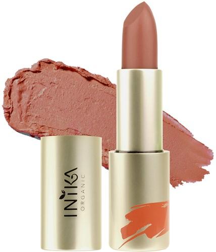 TESTER INIKA Biologische Vegan Lipstick - Sand Dunes