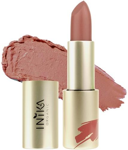 TESTER INIKA Biologische Vegan Lipstick - Spring Bloom