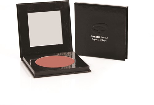 Green People Rouge Mineral Powder Blush Rose