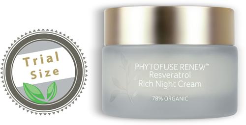 MINI INIKA Phytofuse Renew Resveratrol Rich Night Cream