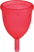 LadyCup Wild Cherry maat L Limited Edition-2