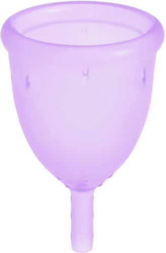 LadyCup Touch of Lavender maat S Limited Edition-2