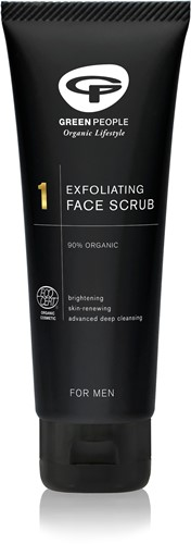 Green People For Men No.1 Face Scrub