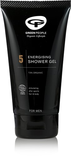 Green People No. 5 Energising Shower Gel