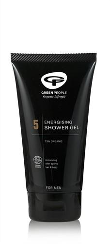 No.5 Energising Shower Gel