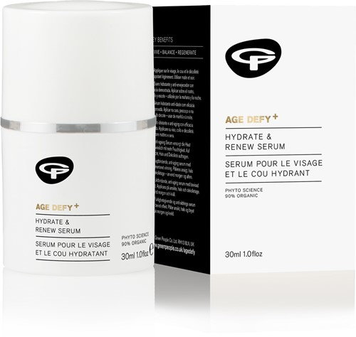Green People Age Defy+ Face & Neck Serum