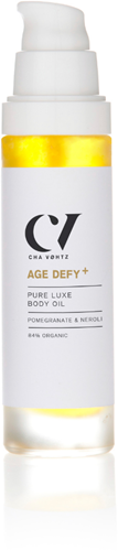 Green People Age Defy+ Body Oil