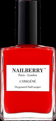 TESTER Nailberry - Cherry cherie