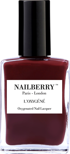 TESTER Nailberry - Dial M for Maroon