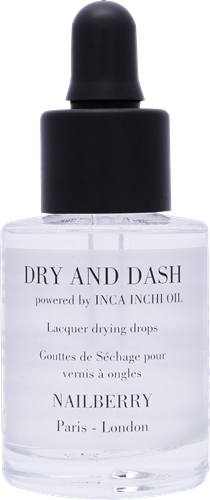 TESTER Nailberry Dry and Dash