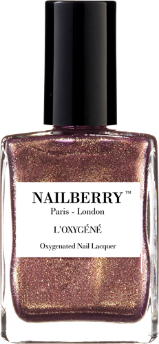TESTER Nailberry - Pink Sand