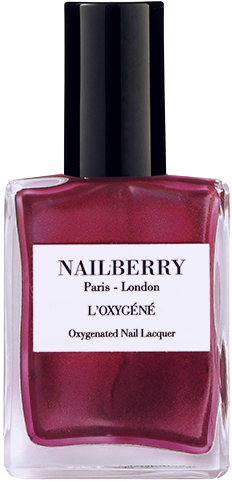 TESTER Nailberry - Mystique Red
