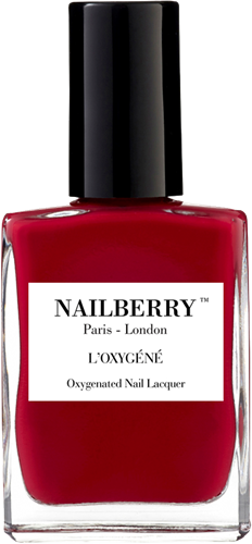 TESTER Nailberry - Strawberry Jam