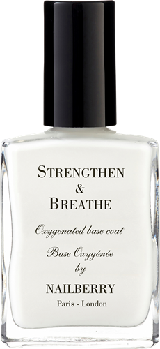 Nailberry Strengthen & Breathe Base Coat