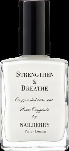 TESTER Nailberry Strengthen & Breathe Base Coat