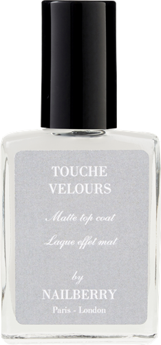 Nailberry Touche Velours Matte Top Coat