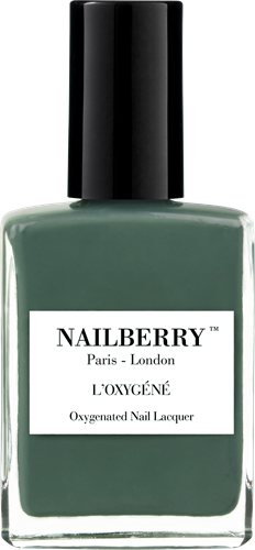 TESTER Nailberry - Viva La Vegan