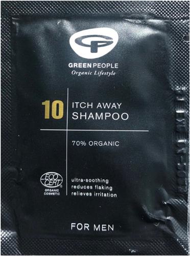 SAMPLE Green People - Itch Away Shampoo