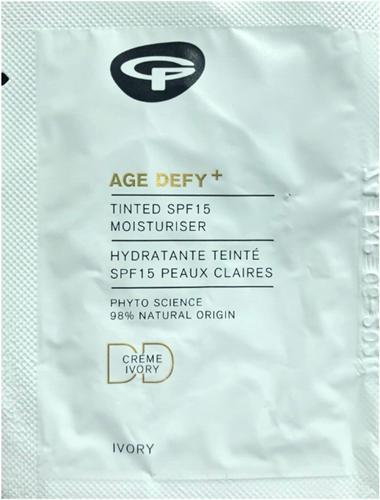 SAMPLE Green People -  Age Defy+ Tinted DD Cream