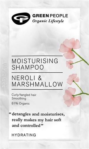 SAMPLE Green People - Moisturising Shampoo