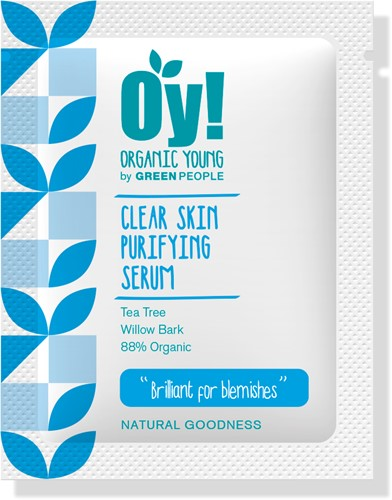 SAMPLE Green People - Oy! Clear Skin Purifying Serum