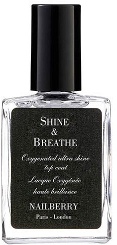 TESTER Nailberry Shine & Breathe Top Coat