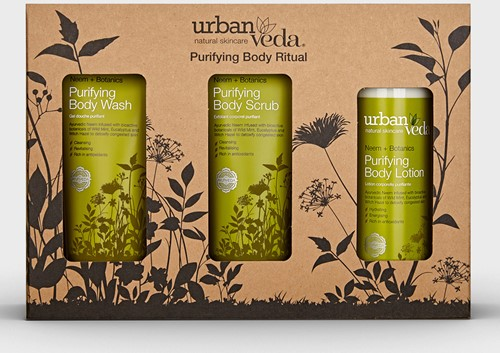 Urban Veda Purifying Body Ritual