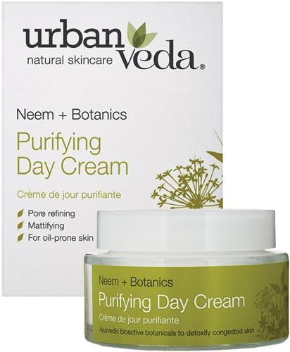 Urban Veda Purifying Day Cream