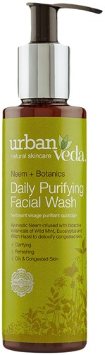 Urban Veda Purifying Facial Wash