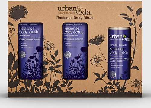 Urban Veda Radiance Body Ritual