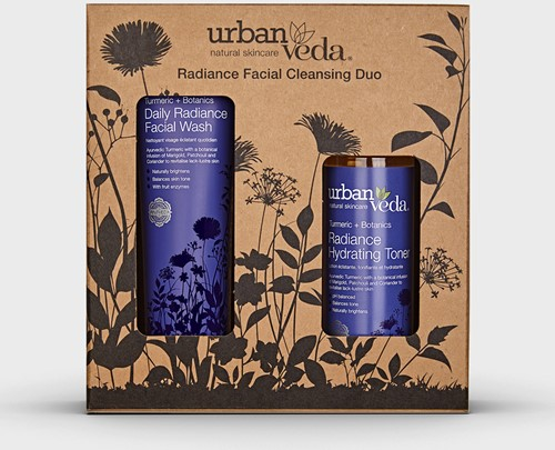 Urban Veda Radiance Facial Cleansing Duo