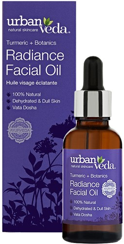 Urban Veda Radiance Facial Oil