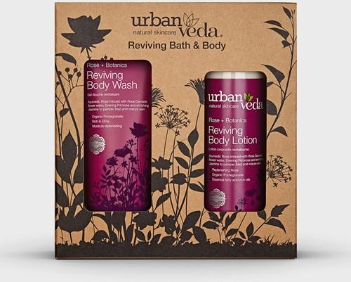 Urban Veda Reviving Bath & Body
