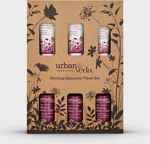 Urban Veda Reviving Complete Discovery Travel Set