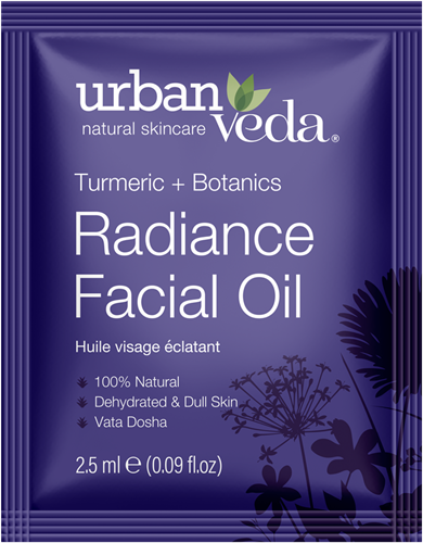 Urban Veda Radiance Facial Oil Sachet
