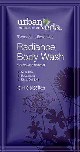 Urban Veda Radiance Body Wash Sachet