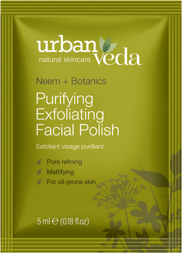 Urban Veda Purifying Facial Polish Sachet