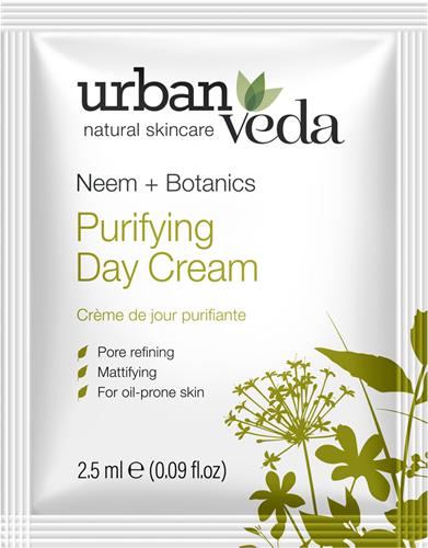 Urban Veda Purifying Day Cream Sachet