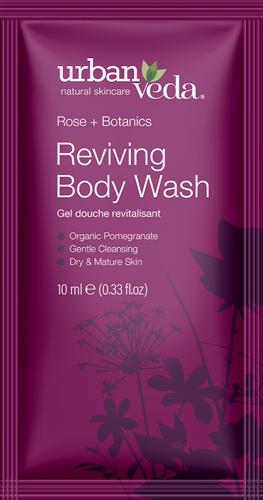 Urban Veda Reviving Body Wash Sachet